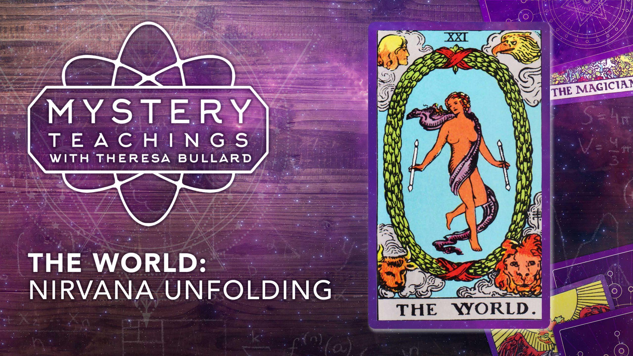 Mystery Teachings Season 4 on Gaia with Dr. Theresa Bullard
