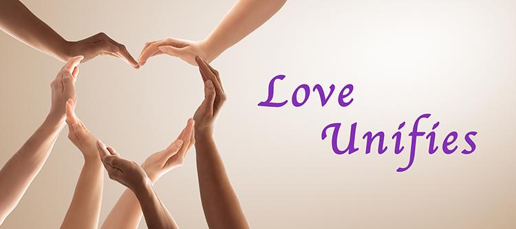 Love Unifies