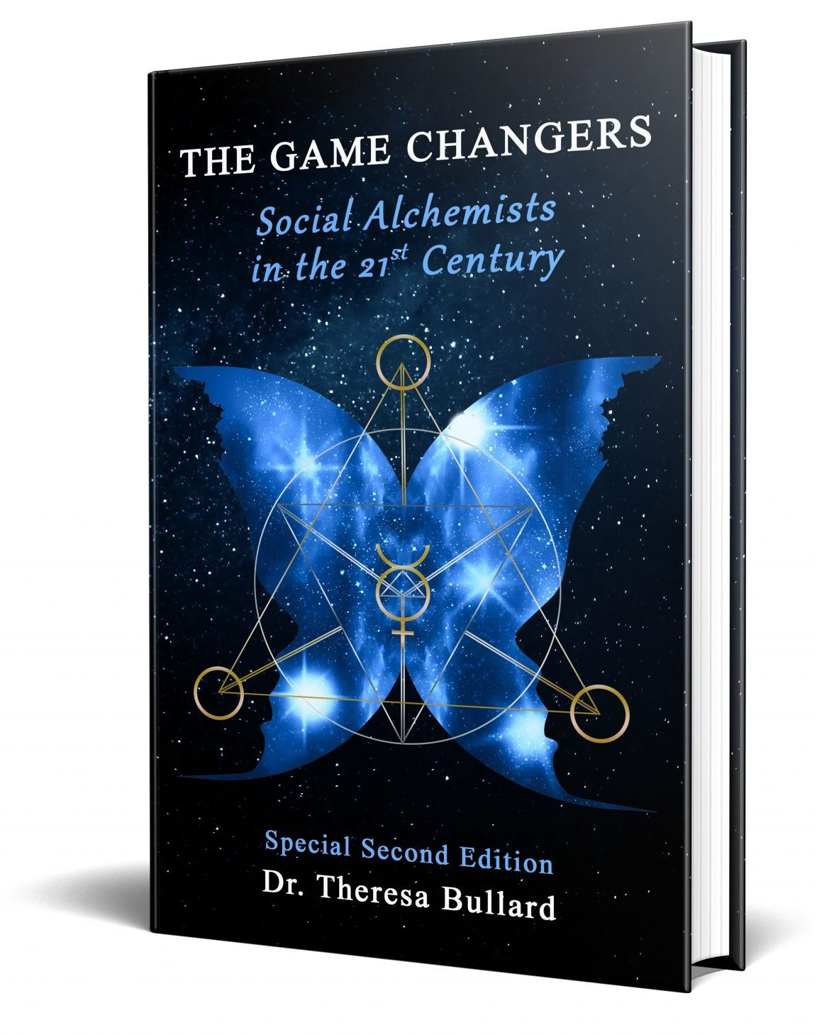 Book Cover Of Dr. Theresa's Game Changers Book